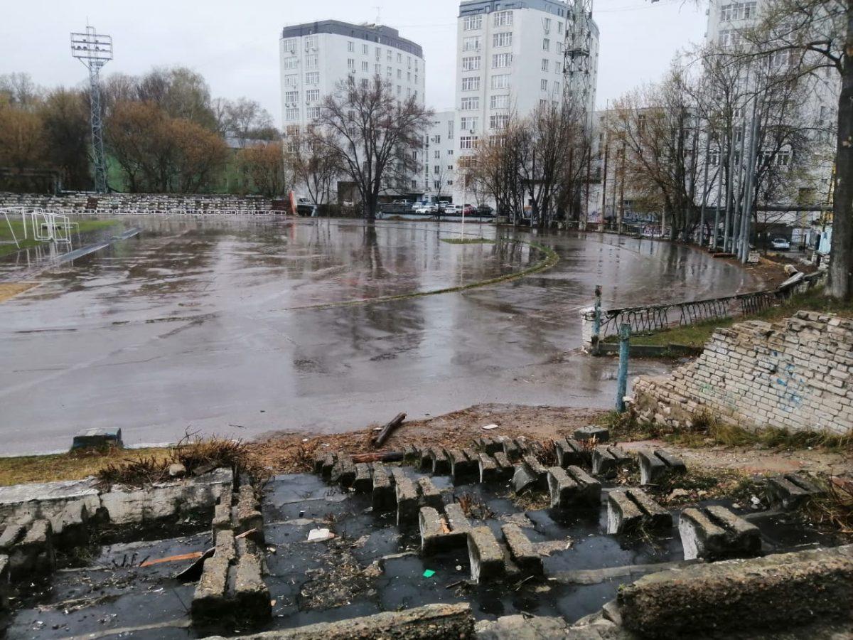 Проект нового спорткомплекса «Водник» разработан в Нижнем Новгороде