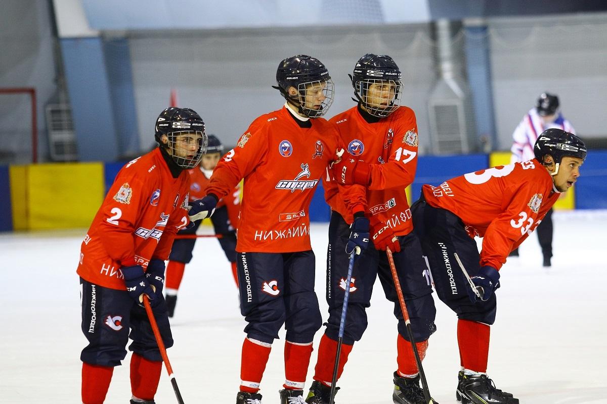 Хоккеисты нижегородского «Старта» неудачно начали свои выступления в Кубке России