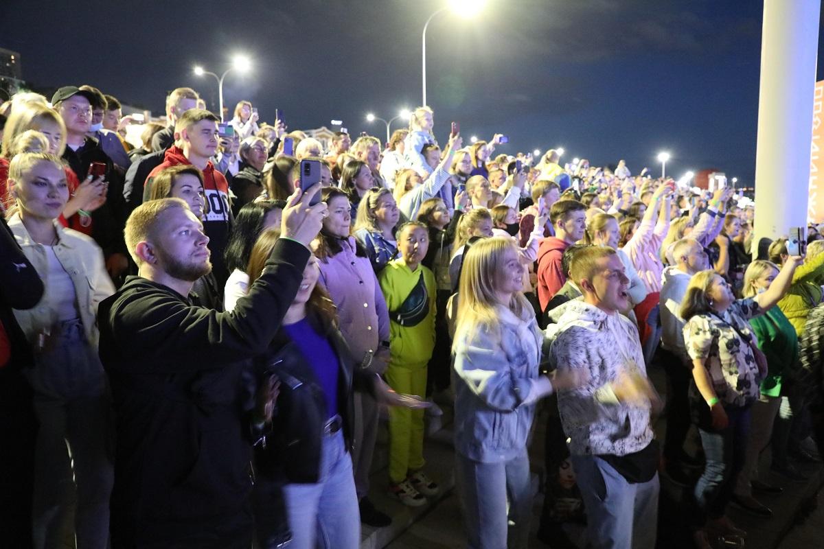 Гала-шоу 800-летия Нижнего Новгорода будут транслировать на Первом канале