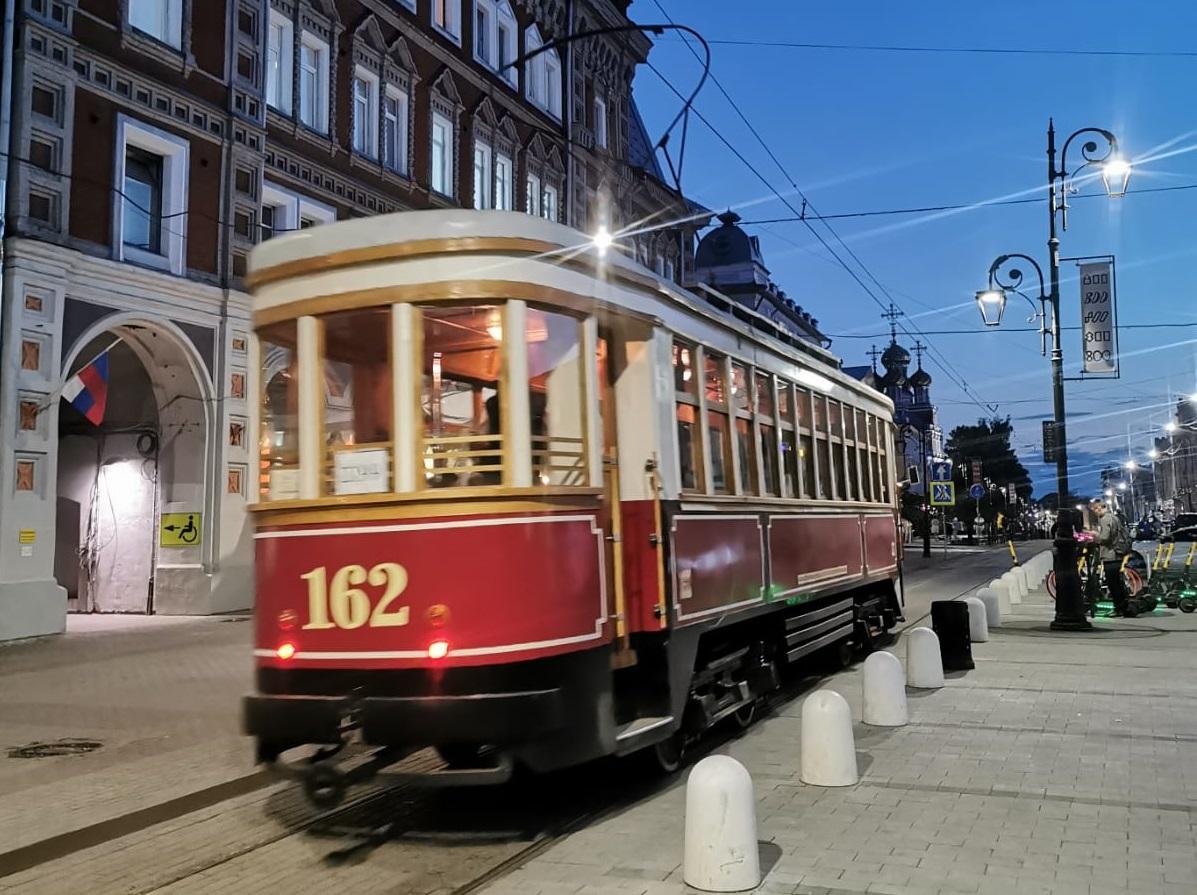 Советский трамвай из музея «Нижегородэлектротранса» может вернуться на туристический маршрут