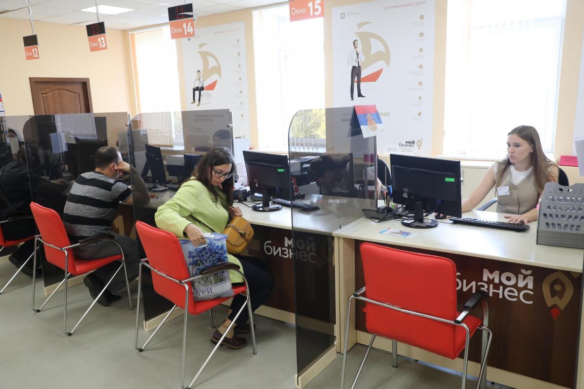 Лучшие районные центры «Мой бизнес» выбрали вНижегородской области