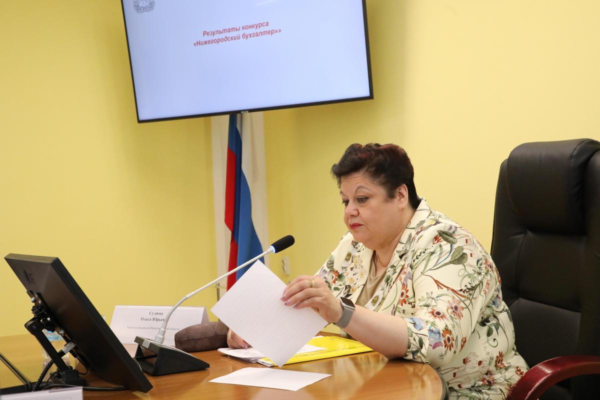 Ольга Сулима: «Между депутатами Заксобрания VI созыва и Минфином было налажено плодотворное сотрудничество»