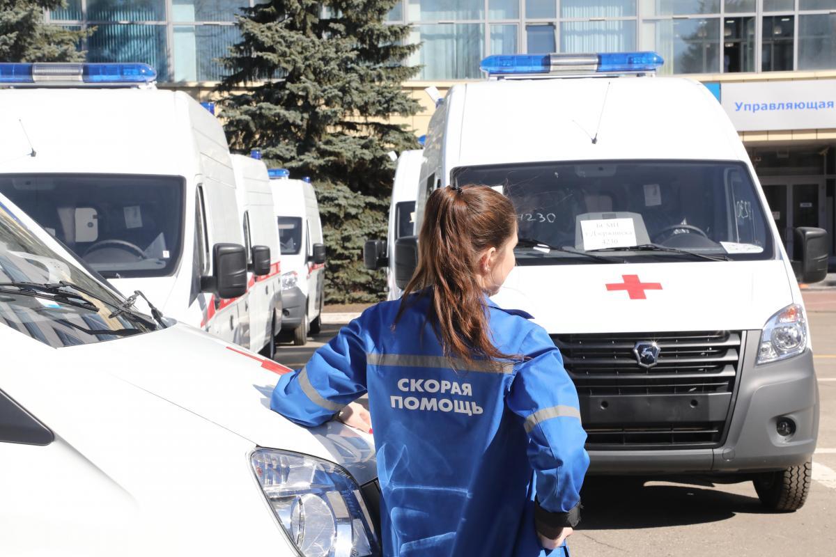 13 бригад скорой помощи дежурили в Нижнем Новгороде во время празднования 800-летия