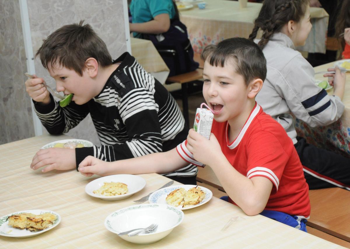 В нижегородских школах может появиться меню с учетом особых потребностей детей