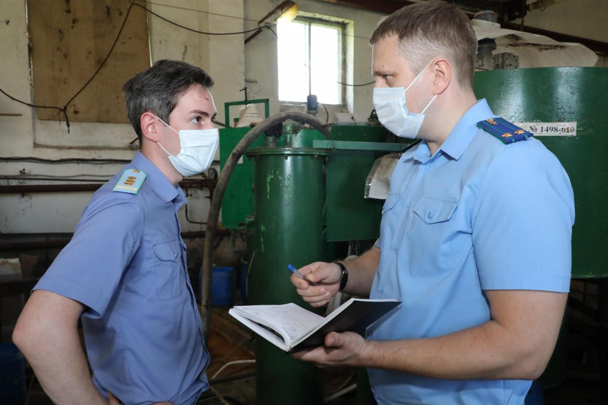 Богородские предприятия оштрафованы за сброс неочищенных стоков в реку Рязанку