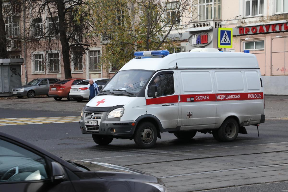 Под наблюдением врачей остаются 15 человек, пострадавшие в двух ДТП в Нижегородской области