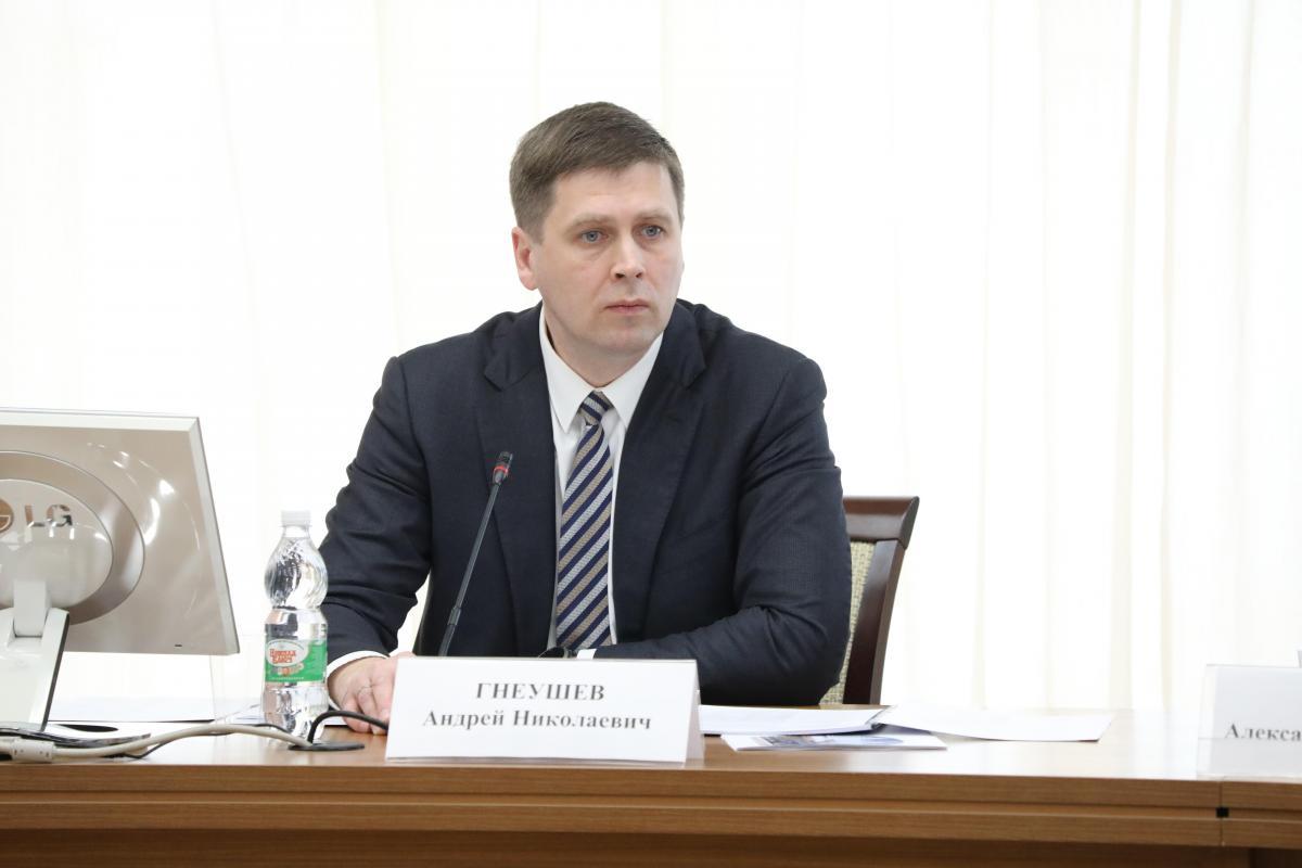 Андрей Гнеушев поблагодарил депутатов Законодательного собрания за совместную работу