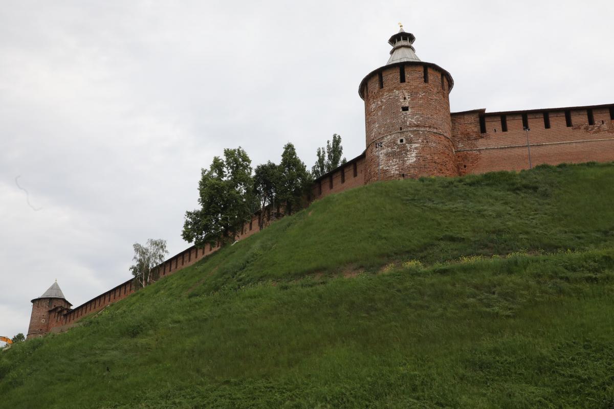 Глеб Никитин: «Круговой маршрут постене Нижегородского кремля откроется 22августа»