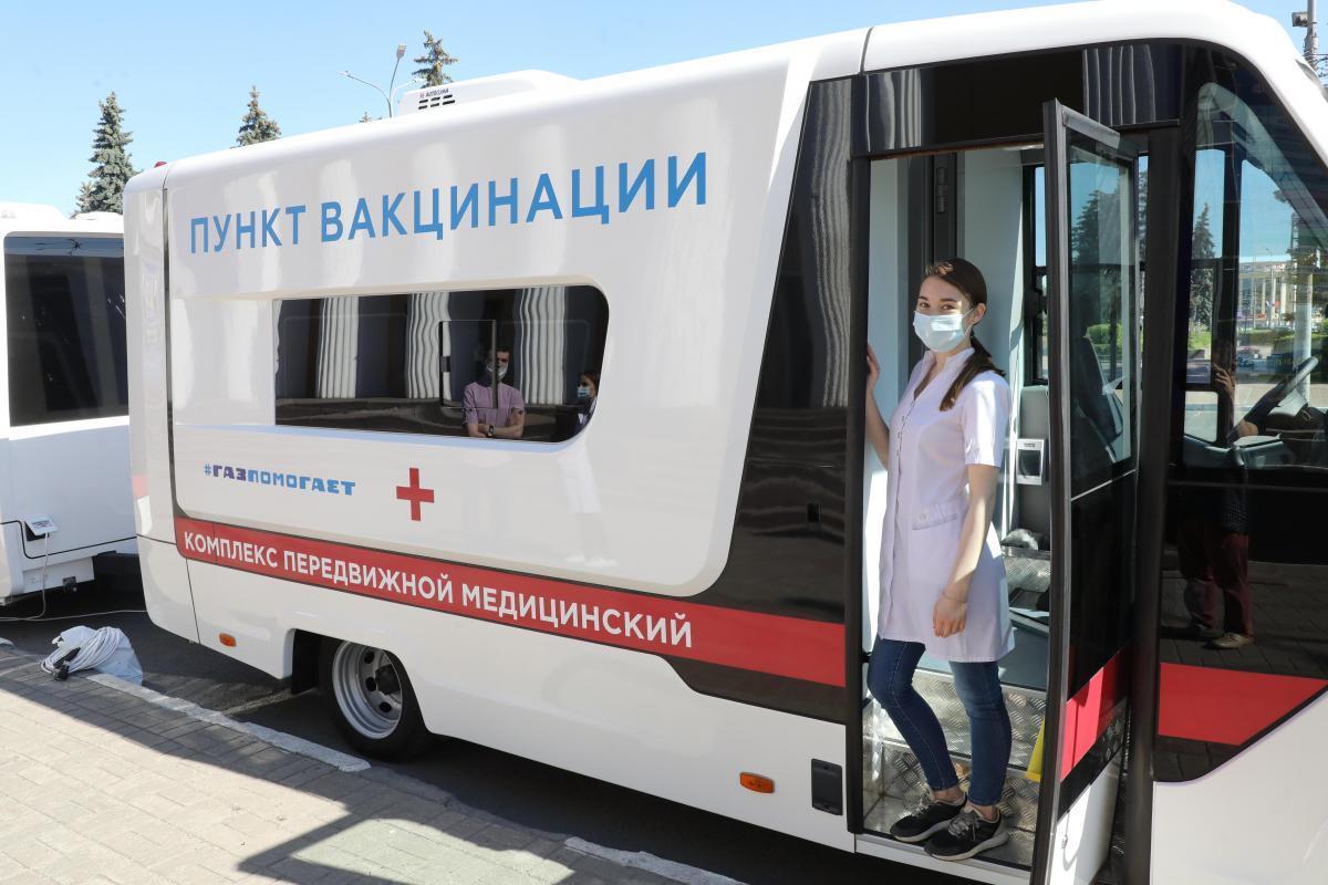 Эксперты оценили эффективность вакцинации от COVID-19 в России