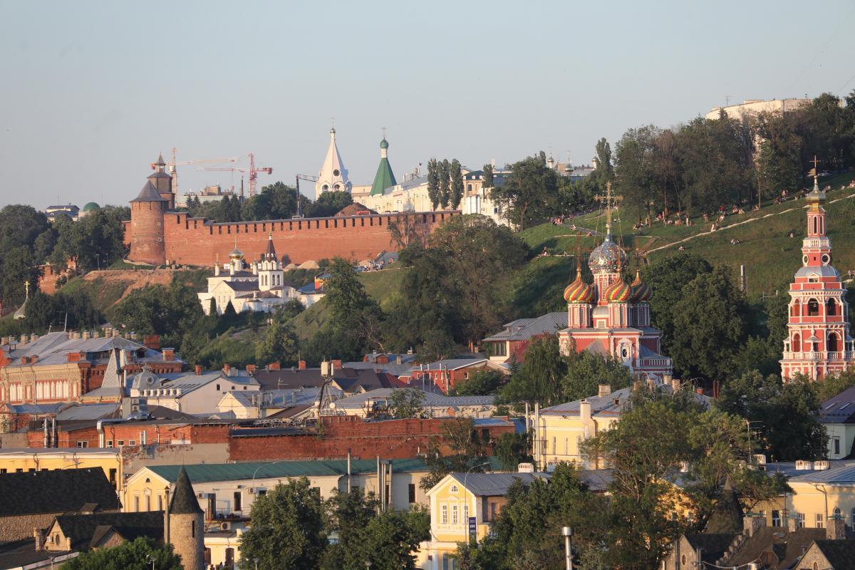 Решение осоздании IT-кампуса вНижнем Новгороде утверждено нафедеральном уровне