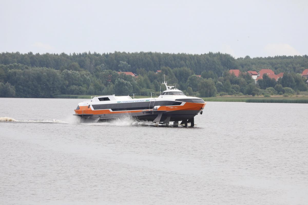Высокий полёт: в регионе возродили отрасль судов на подводных крыльях