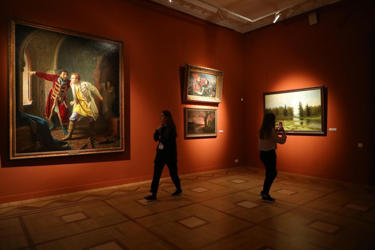 Нижегородский художественный музей открылся после масштабной реставрации