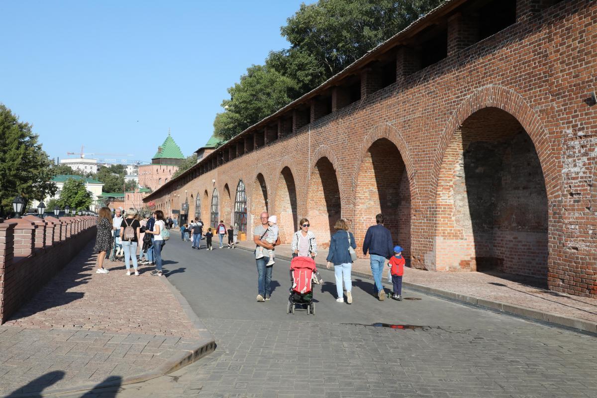 Втрех башнях Нижегородского кремля откроются музеи