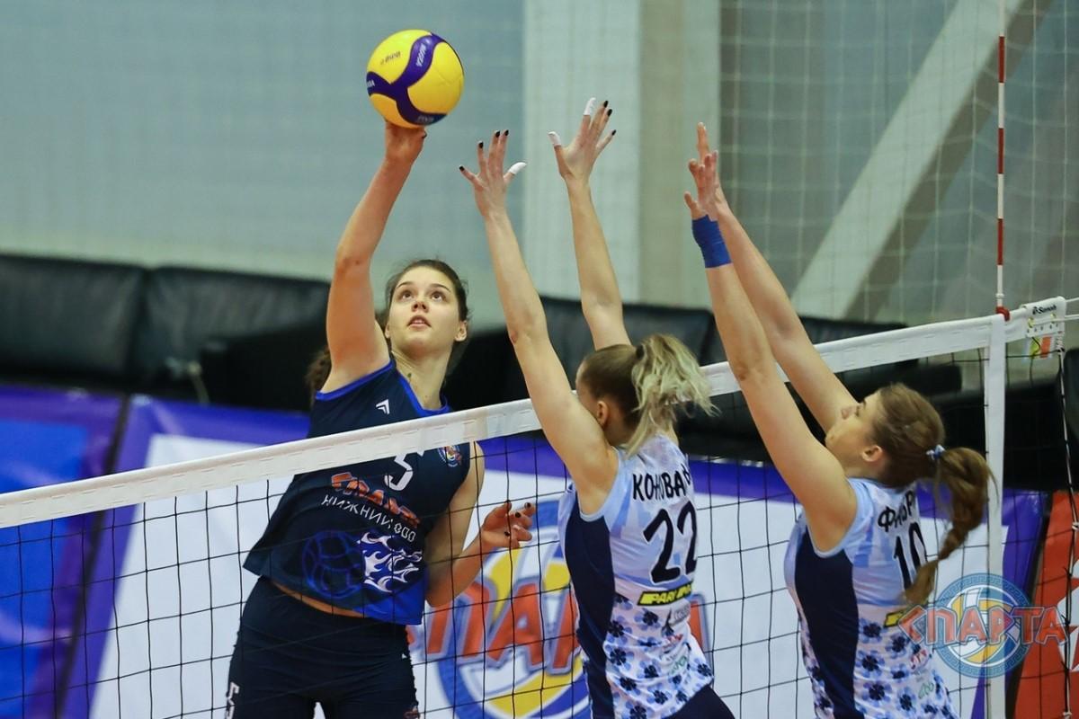 Нижегородская «Спарта» откроет чемпионат России по волейболу в Казани