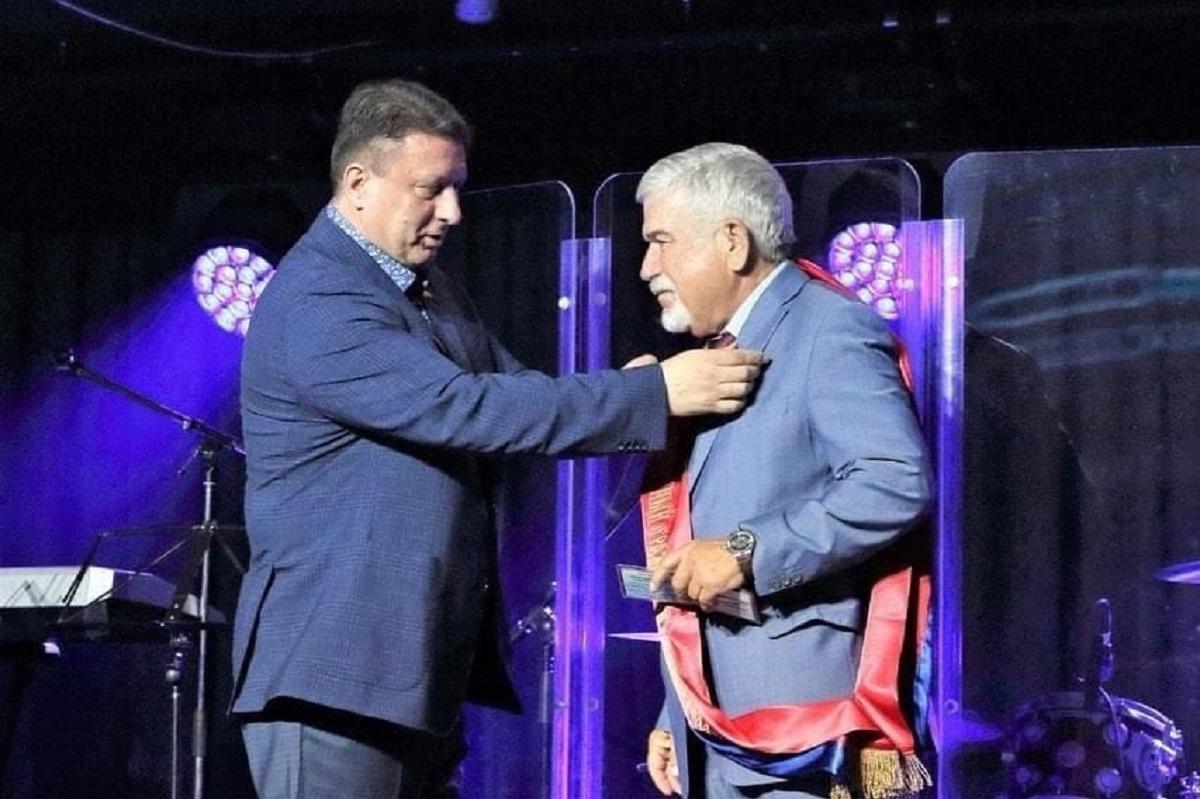 Президент Мининского университета Лев Шапошников удостоен звания Почетный гражданин Нижнего Новгорода