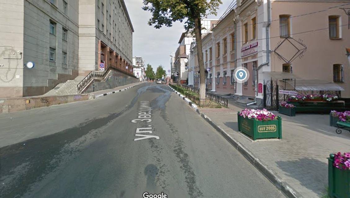 Движение транспорта на улице Звездинка ограничат 27 августа