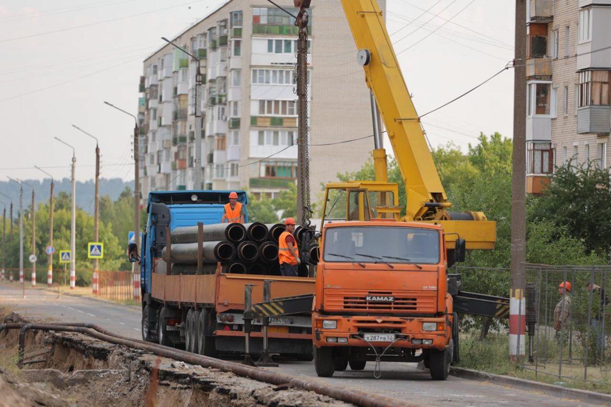 В Дзержинске завершается подготовка к отопительному сезону