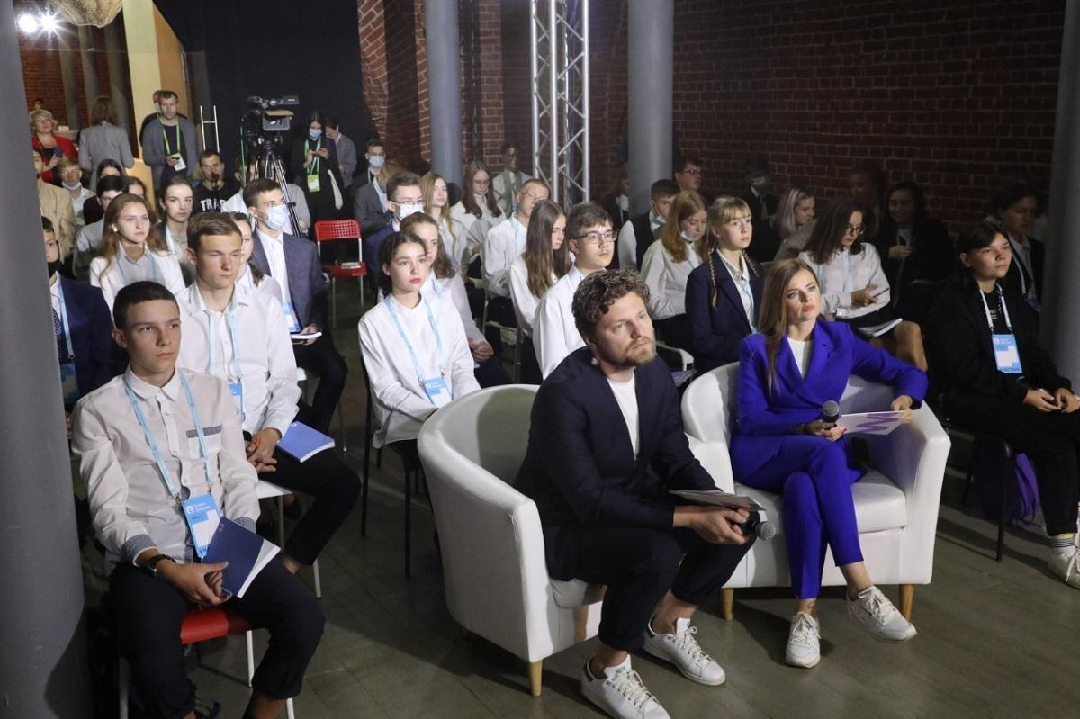 Глеб Никитин принял участие вмарафоне «Новое Знание»