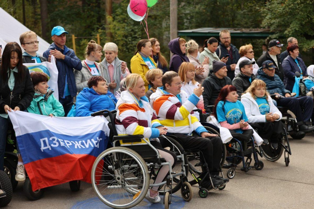 VI Международный фестиваль культуры и спорта «Окский ПараФест» стартовал в Дзержинске