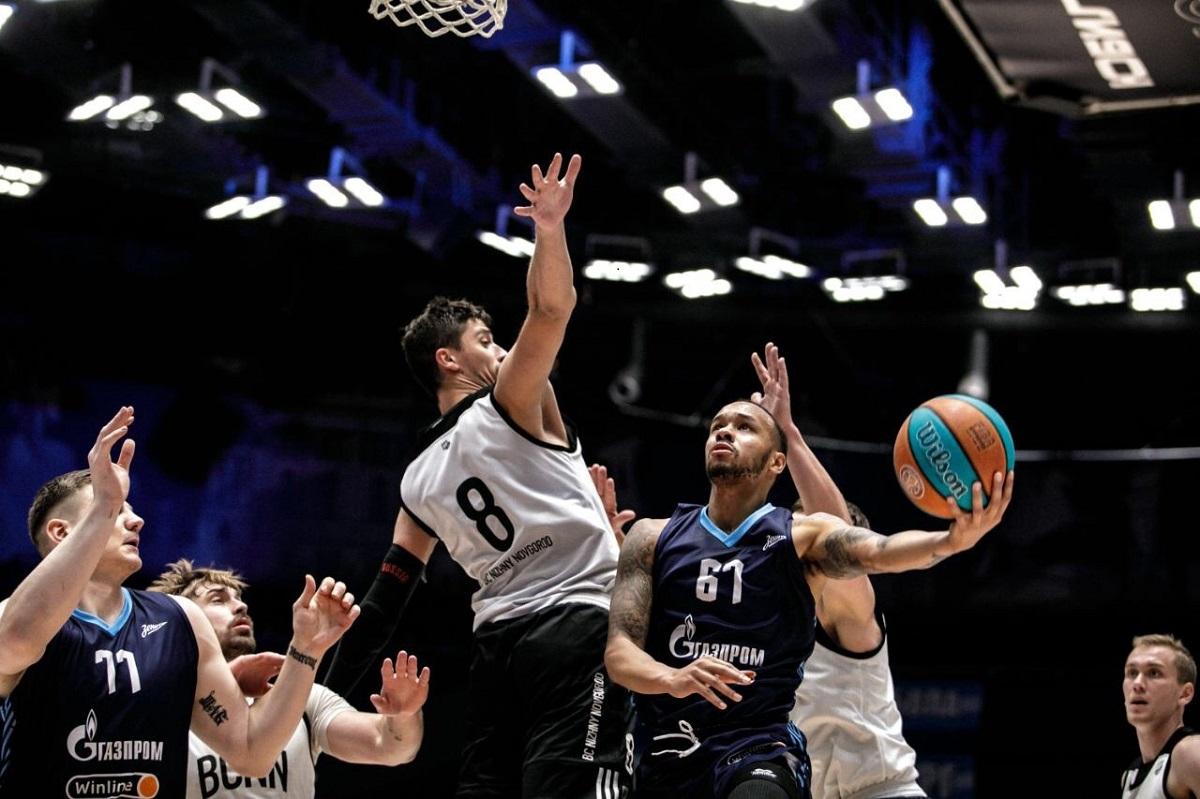 Баскетбольный клуб «Нижний Новгород» стал последним на Кубке Кондрашина и Белова