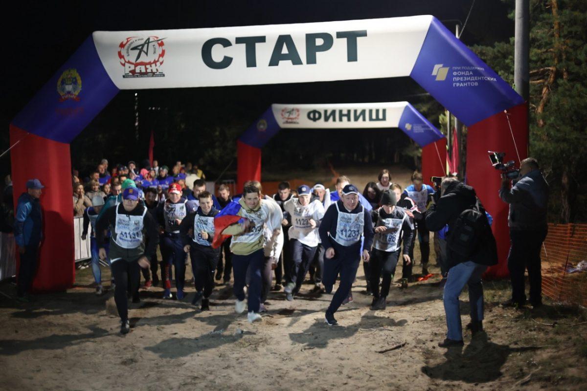 Освещенную трассу открыли в Дзержинске
