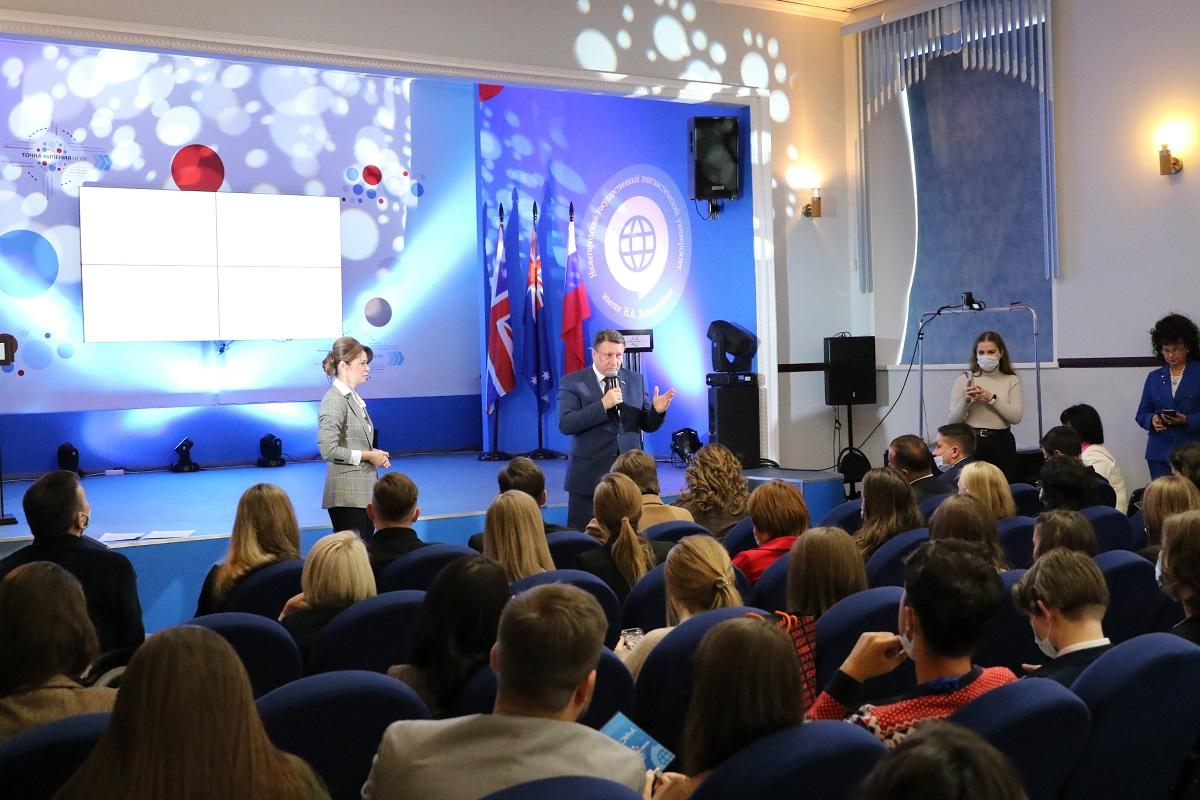 Депутаты городской Думы ответили на вопросы молодежи о будущем Нижнего Новгорода