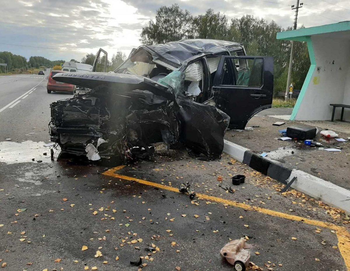 В ДТП в Дальнеконстантиновском районе погибли 2 человека