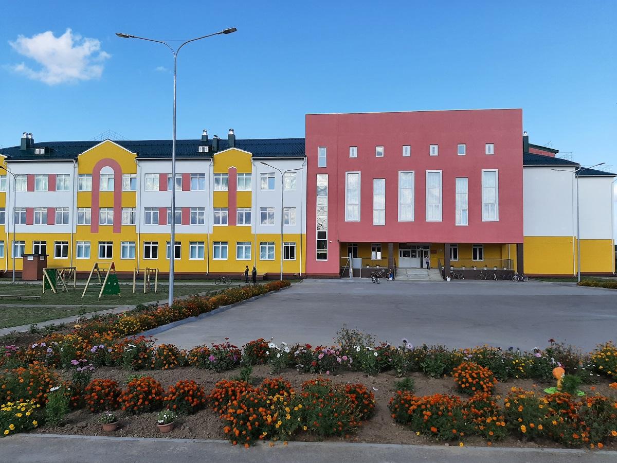 Звонок на перемены: к 1 сентября в регионе построены три новые школы