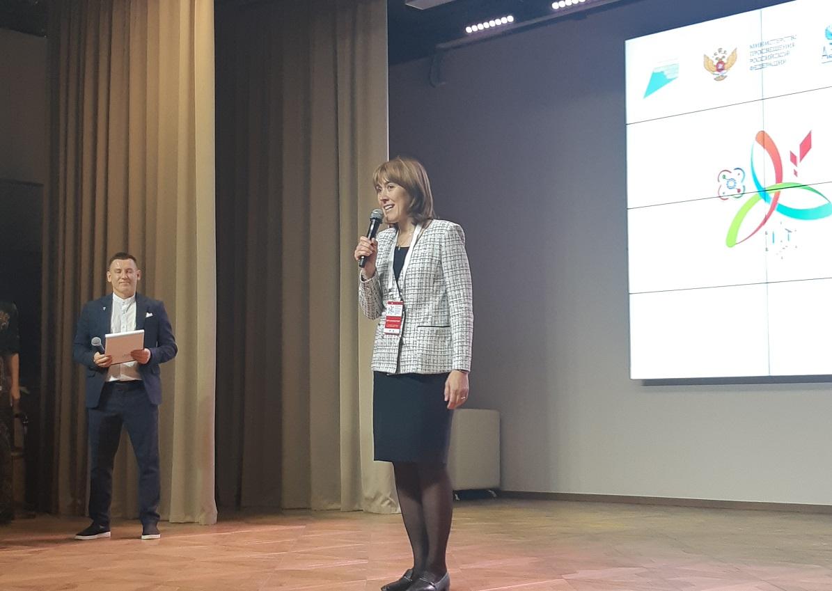 Ольга Петрова: «Нижегородская область – один из лидеров в реализации нацпроекта «Образование»