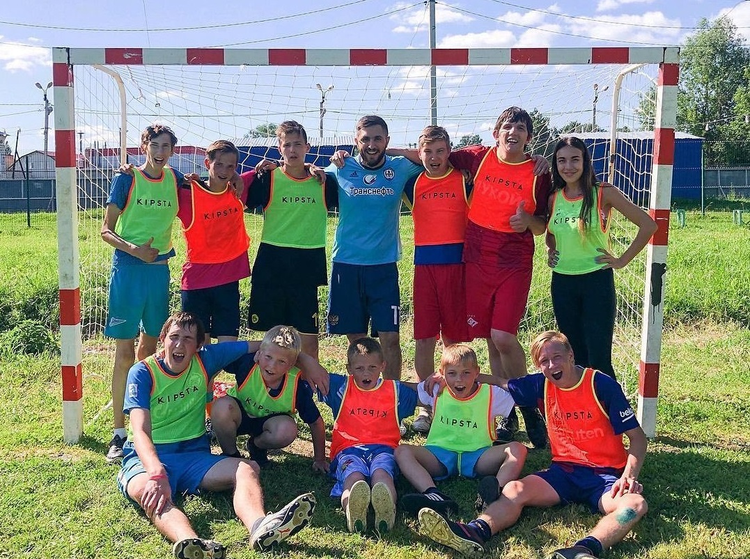 «Особенный» футбол: в коррекционном детском доме создаётся настоящая команда