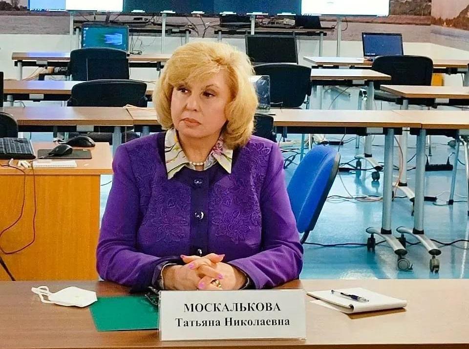 Татьяна Москалькова отметила важность Прямой линии губернатора Глеба Никитина