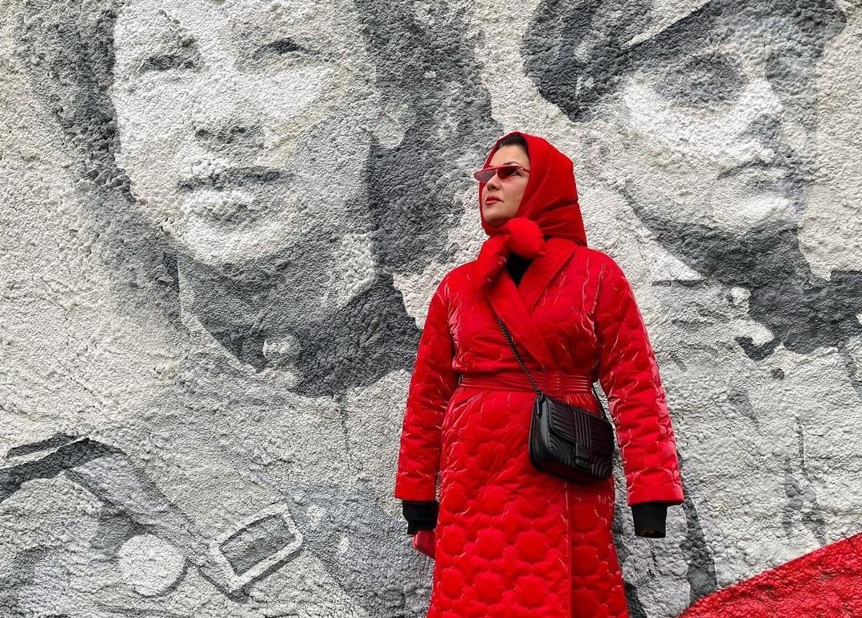 Анна Нетребко посетила Нижний Новгород и рассказала подписчикам о местных легендах