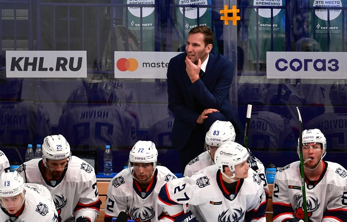 Третье поражение подряд потерпели хоккеисты нижегородского «Торпедо»