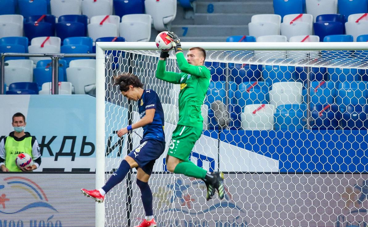 Артур Нигматуллин: «Для вратаря вообще нет неберущихся мячей»