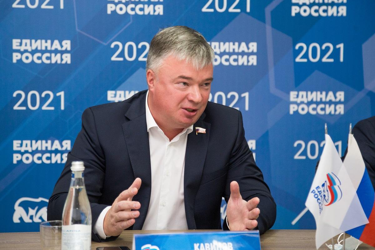 Артем Кавинов: «Мы все с коллегами — депутатами будем надежными помощниками губернатору»