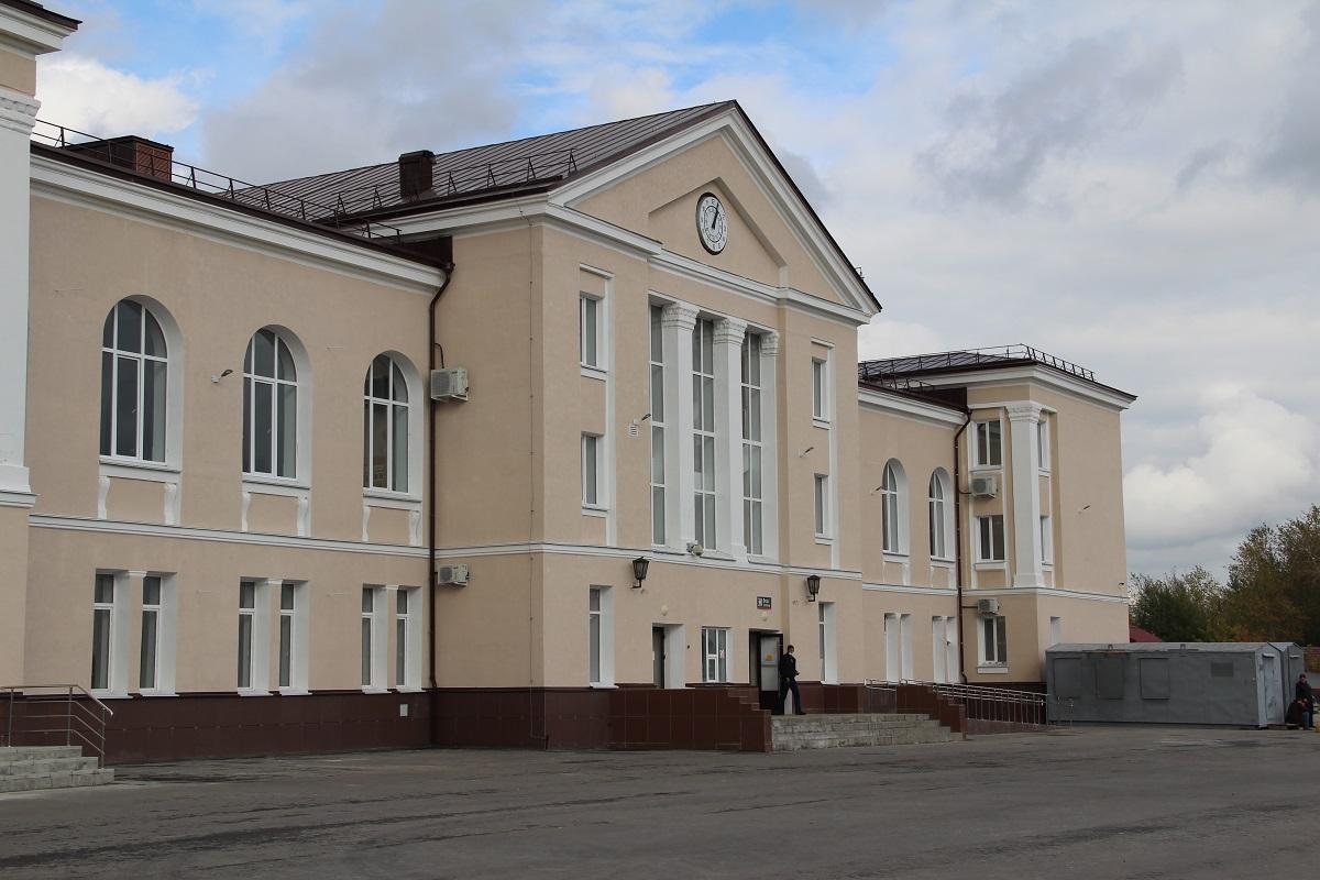 Завершен капитальный ремонт вокзала Арзамас-2