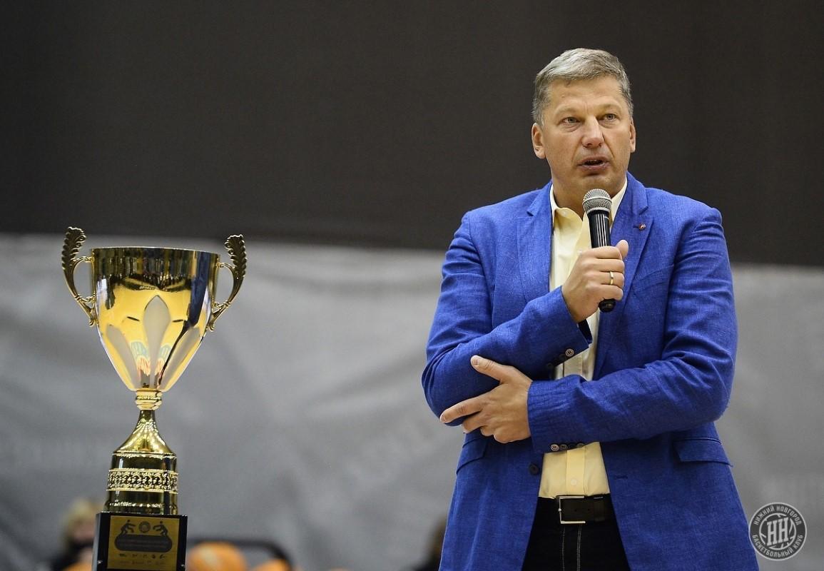 Баскетбольный клуб «Нижний Новгород» стал первым обладателем Кубка Александра Хайретдинова