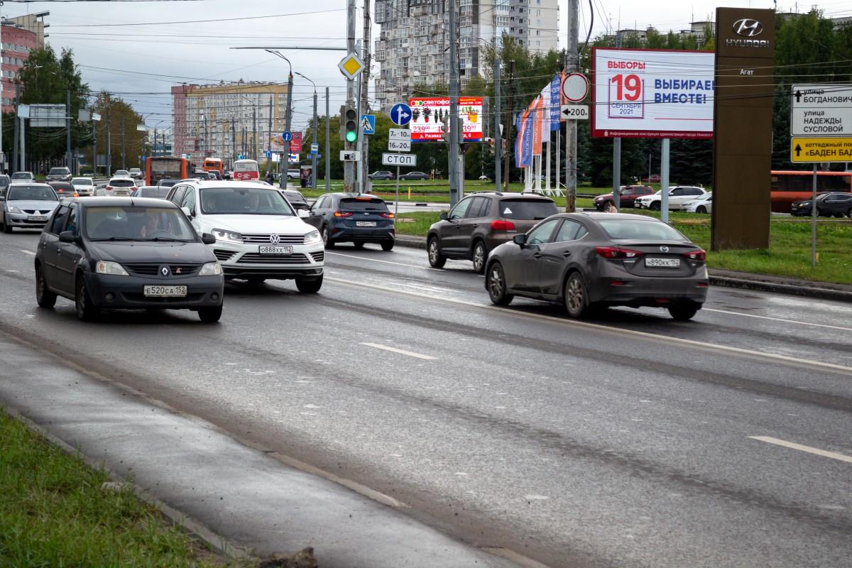 Пешеходные переходы, лежачие полицейские и новые светофоры установили на участке Казанского шоссе