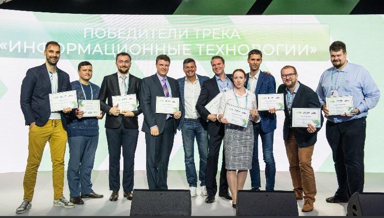 Нижегородец Глеб Тузов стал победителем трека «Информационные технологии» конкурса «Лидеры России»