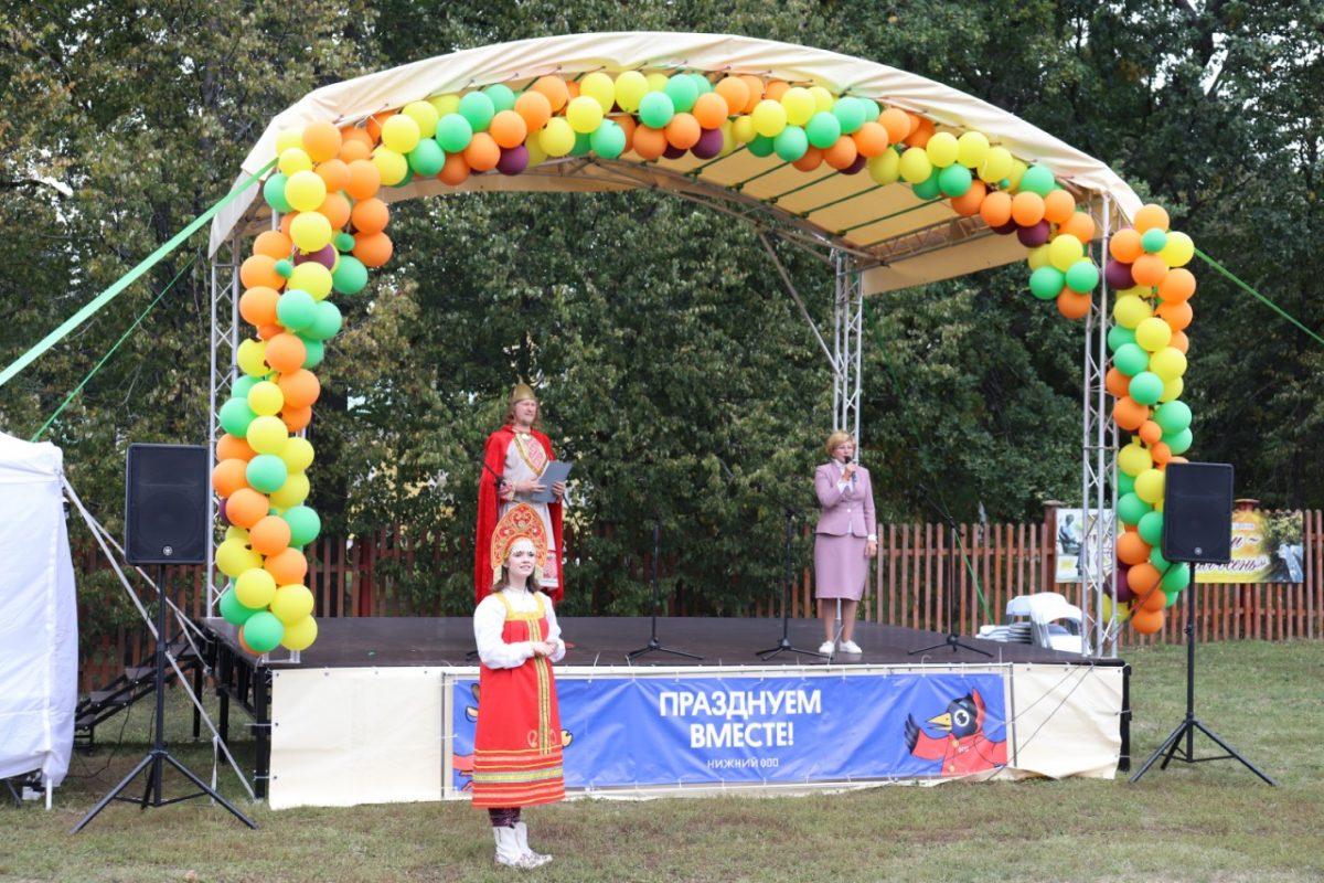 ВБольшом Болдине завершился III Всероссийский фестиваль искусств «Над миром— Болдинская осень»