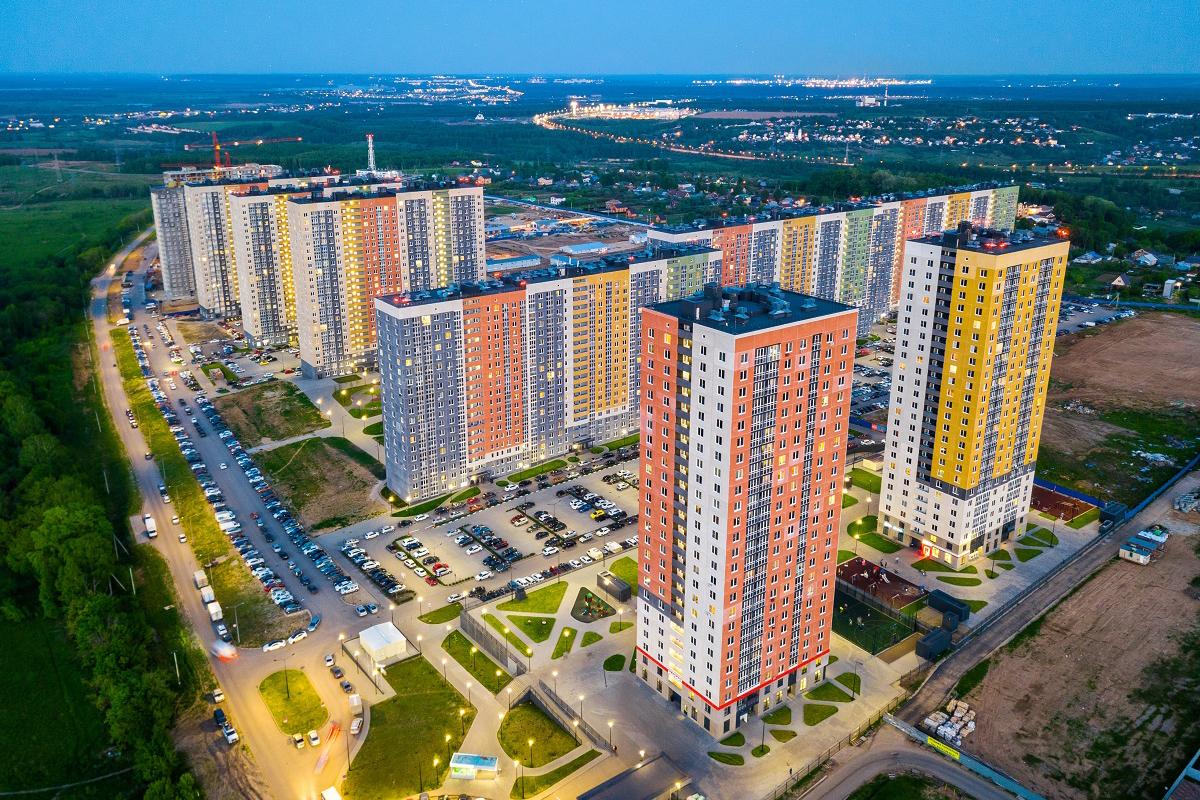 Эксперт: В Нижнем Новгороде растет спрос на жилье в ЖК «КМ Анкудиновский Парк»