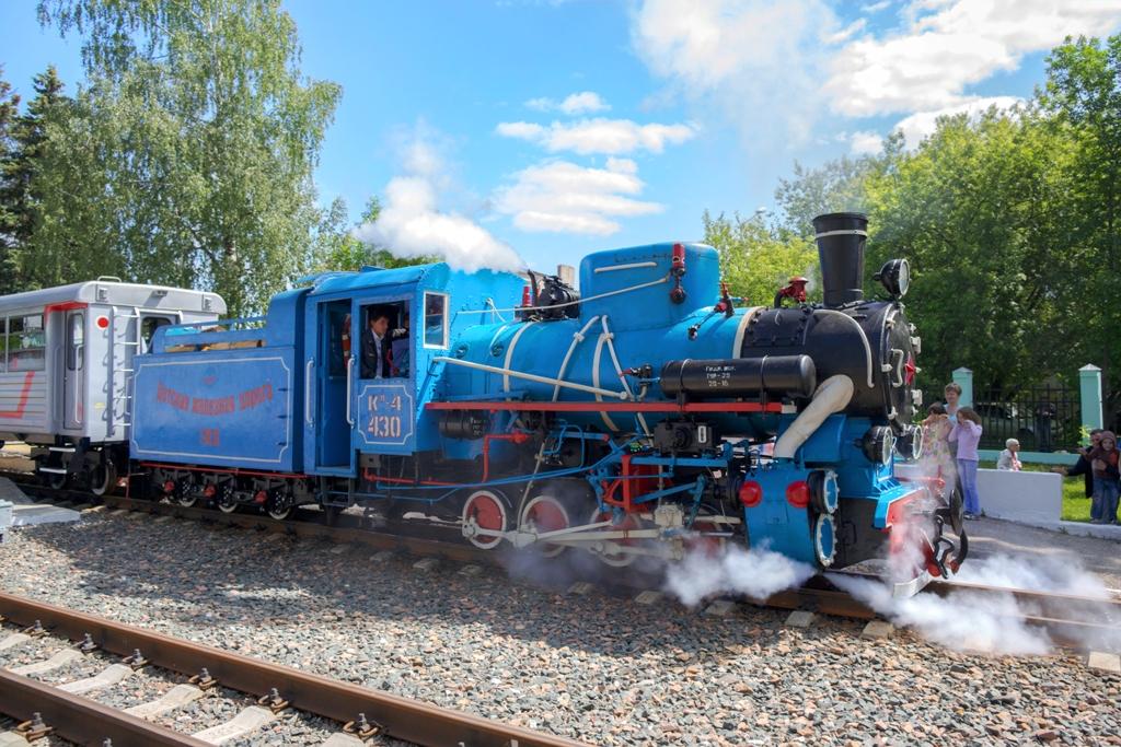 Детская железная дорога Нижнего Новгорода перевезла за лето более 11 тыс. пассажиров