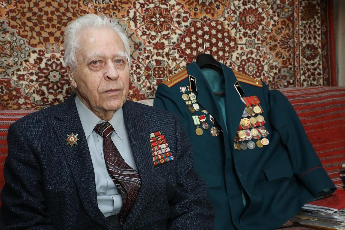 Ветеран Сергей Фогель рассказал о первых месяцах блокады Ленинграда