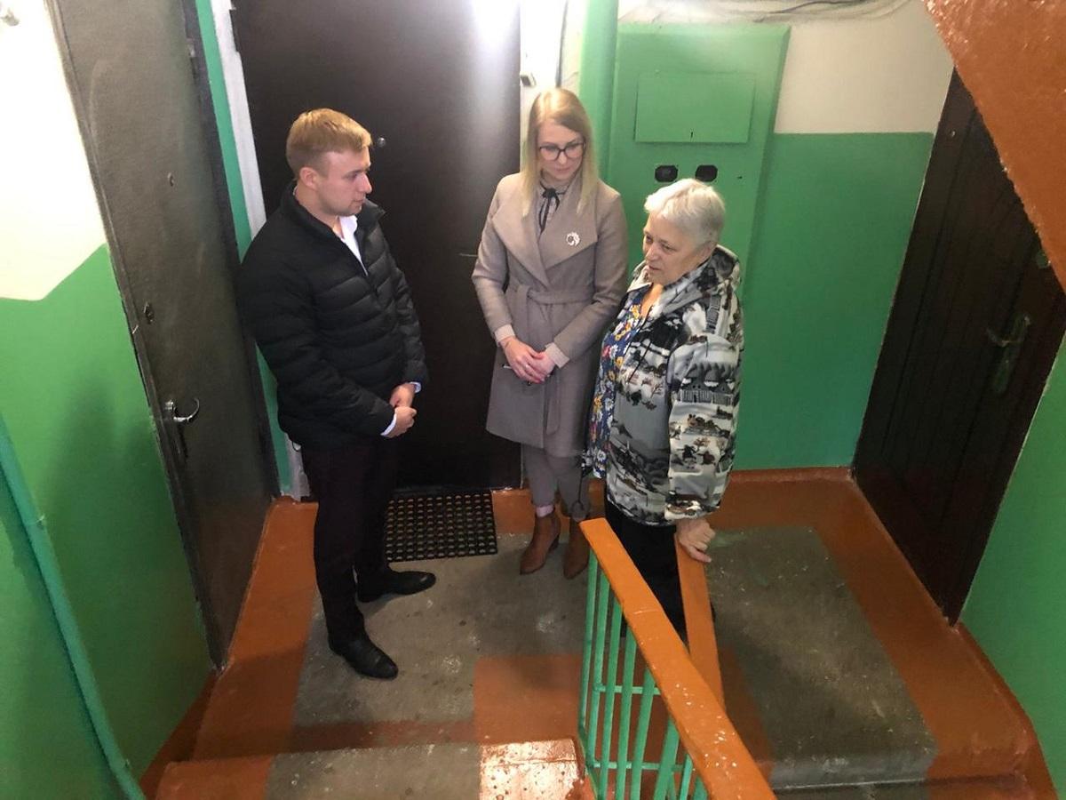 Нижегородская ГЖИ помогла жителям отремонтировать шесть подъездов многоэтажки вБалахнинском районе