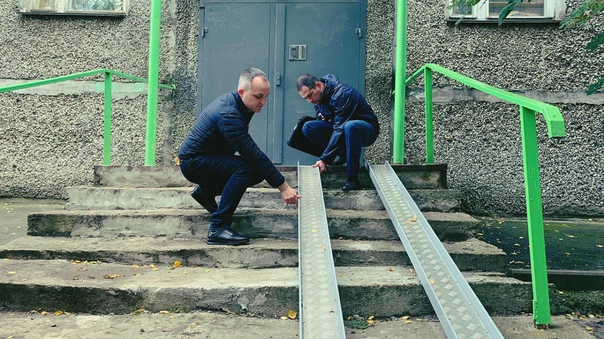 Нижегородская ГЖИ проверила исполнение решения общего собрания собственников поустановке пандуса