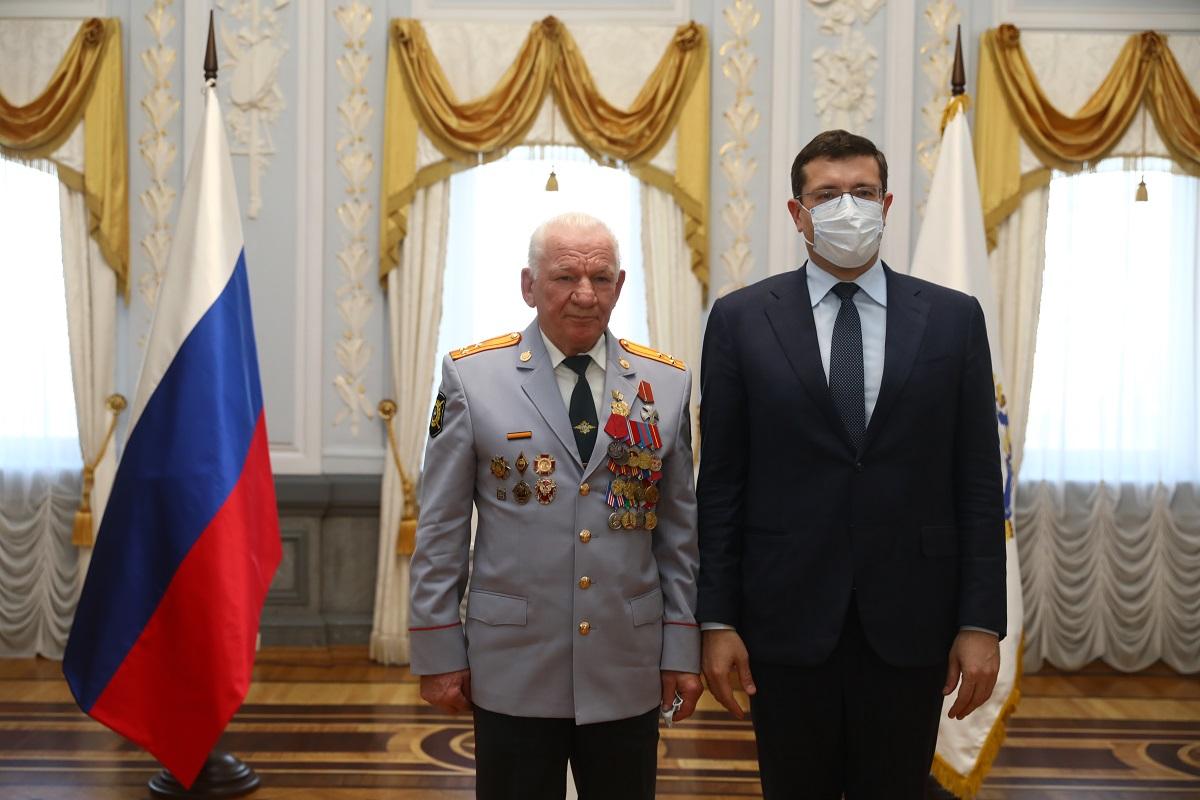 В Нижегородском кремле вручены государственные награды жителям региона