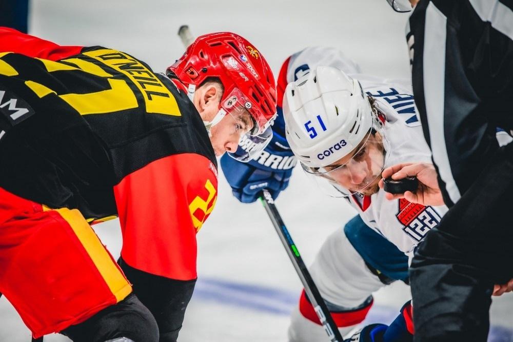 Хоккеисты нижегородского «Торпедо» проиграли в Хельсинки