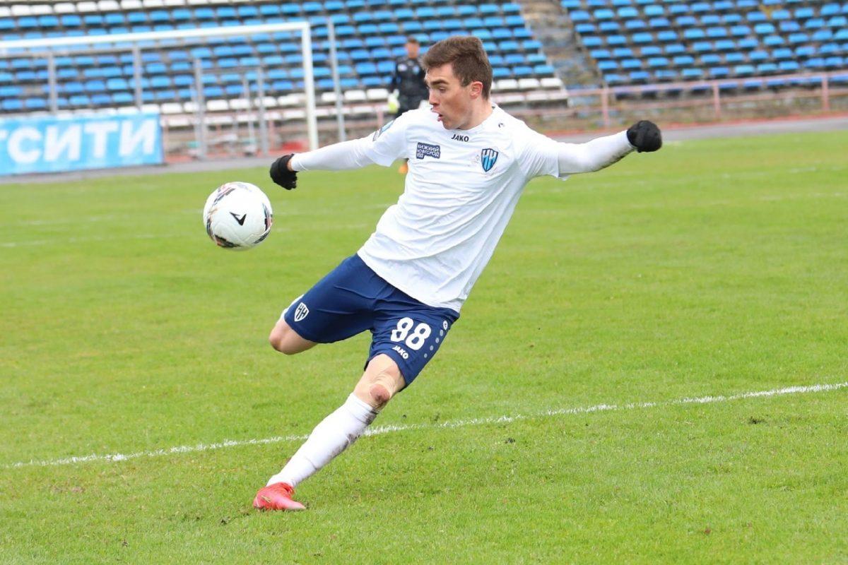 Футболисты «Нижнего Новгорода» успешно стартовали в Кубке России