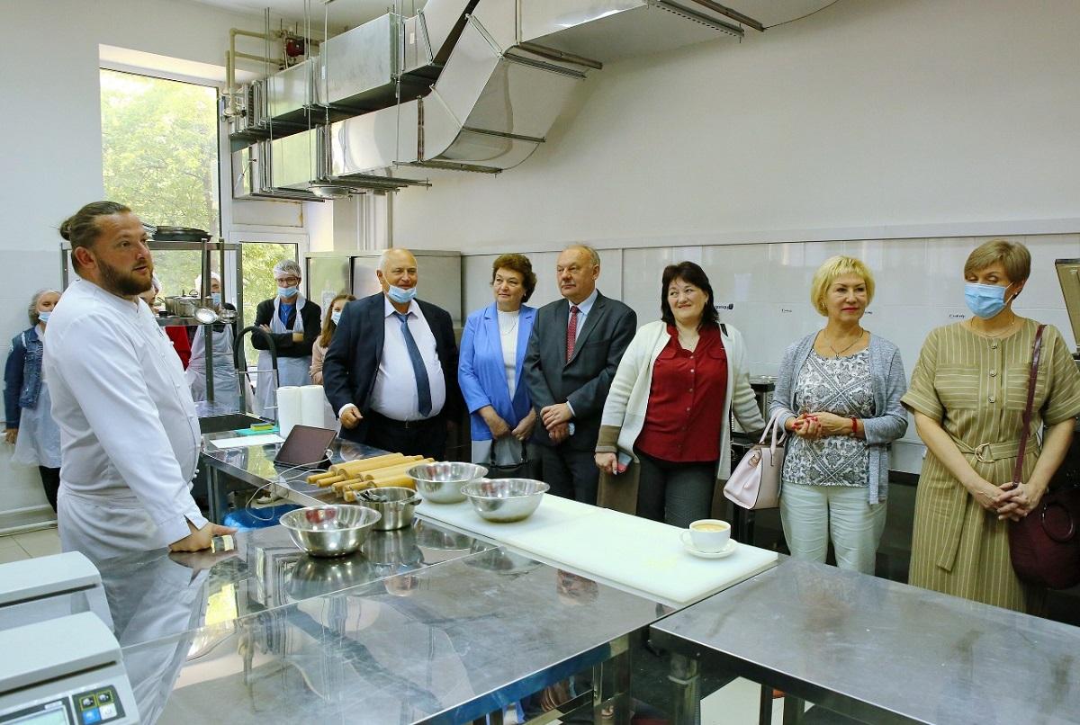 Новые мастерские открылись внижегородском Институте пищевых технологий идизайна