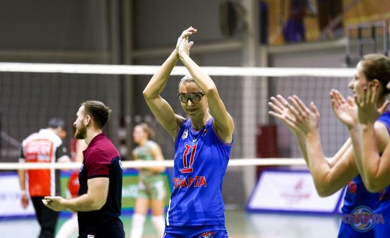 Дерзайте, Регина Викторовна! Нижегородская «Спарта-2» встречает нового тренера